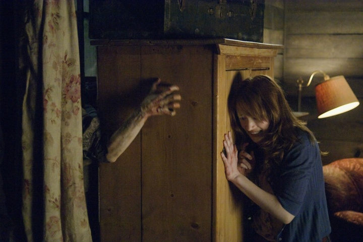 Image result for THE CABIN IN THE WOODS 2012