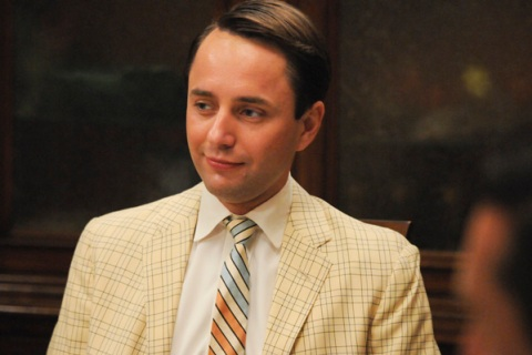 Pete Campbell (Vincent Kartheiser) - Mad Men - Season 5, Episode 5