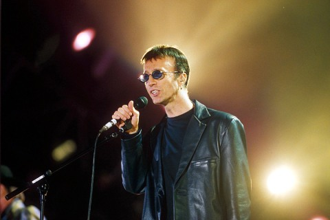 Robin Gibb in Ireland 1998
