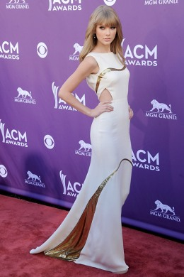Best Taylor Swift 2012 Acm Awards The Best And Worst Dressed Time Com