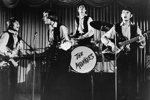 The Monkees Play for TV Show