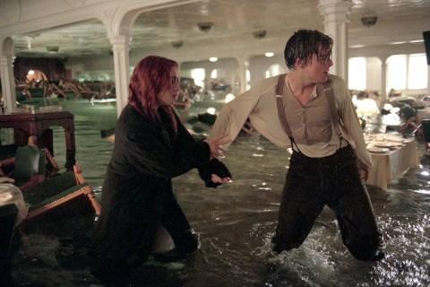 Titanic 3-D Movie Review