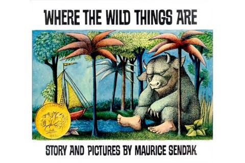 1 Maurice Sendak - Where the Wild Things Are