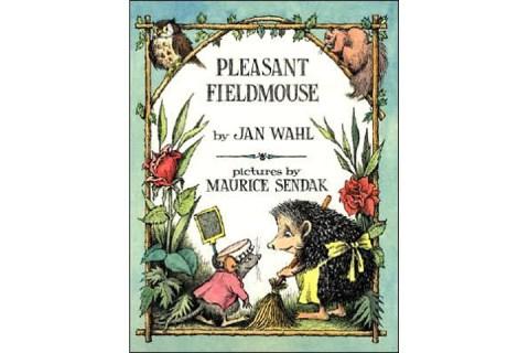 14 Maurice Sendak Pleasant Fieldmouse