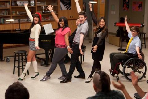"Glee, ""Goodbye"""