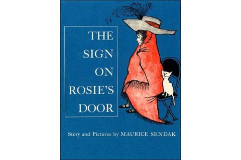 5 Maurice Sendak The Sign on Rosie's Door