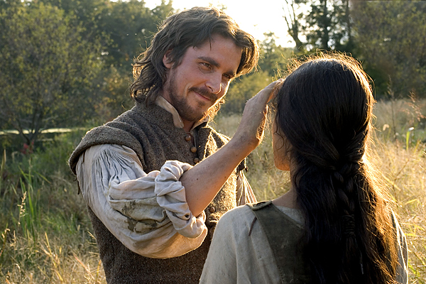 The New World 2005 The Evolution Of Christian Bale
