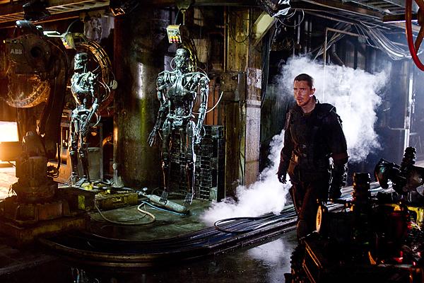 Terminator Salvation 2009 The Evolution Of Christian Bale Time Com