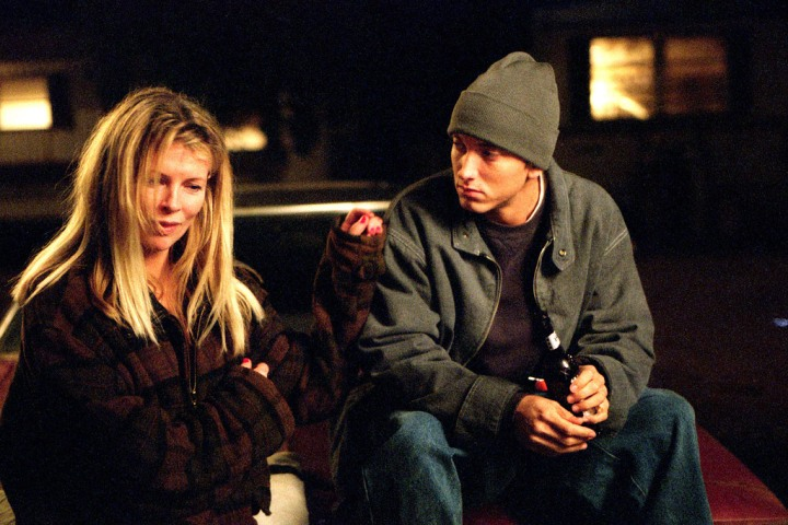 Eminem 8 Mile Rock And Role Top 10 Memorable Movie Performances By Music Stars Time Com