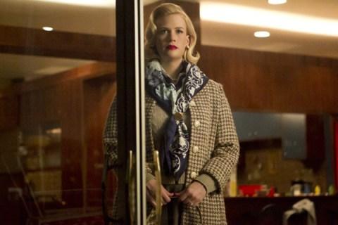 Betty Draper (January Jones) in Season 5, Episode 9 of Man Men.