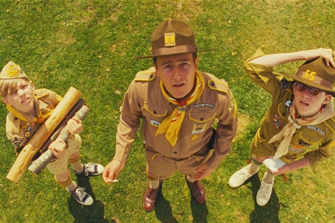 Moonrise Kingdom by Focus Features