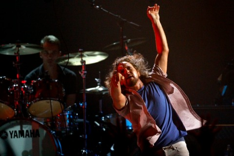 Pearl Jam to headline first night of Jay-Z's Made in America festival