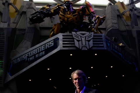 """""""Transformers-The Ride"""""""