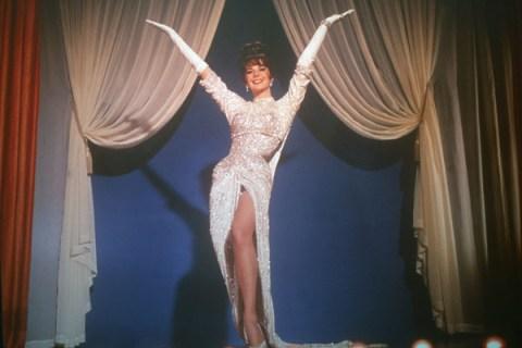 Gypsy Natalie Wood