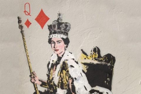 Bambi Queen Elizabeth II