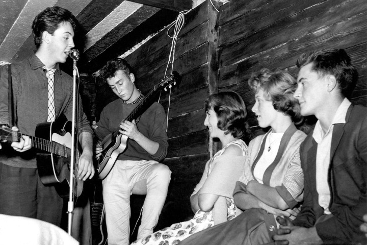 Happy Birthday Paul Mccartney Time Remembers The Day He Met John Lennon Time Com