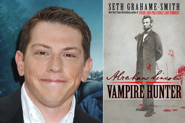 Q A Abraham Lincoln Vampire Hunter Writer On Literary Mashups And The Movie That Shouldn T Exist Time Com