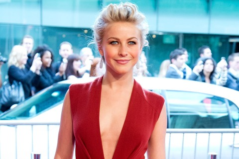 Julianne Hough Horizontal