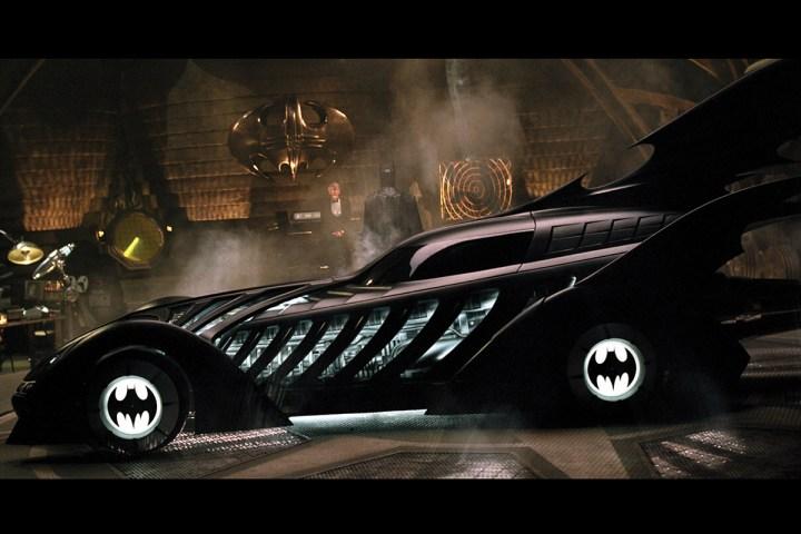 Joel Schumacher Batmobile