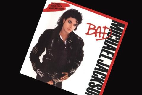 MJ Bad Album