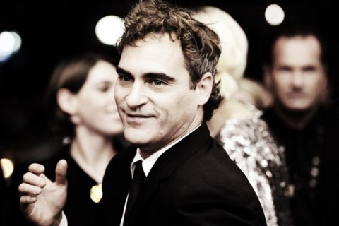 Joaquin Phoenix attends 'The Master' premiere during the 2012 Toronto International Film Festival