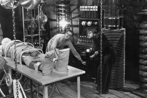 image: Populist: Frankenstein (1931)