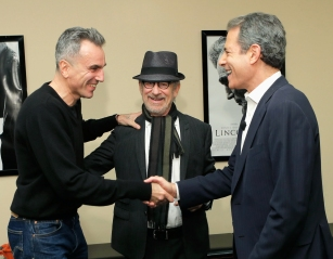 TIME's Screening Of Lincoln And Q & A With Steven Spielberg And Daniel-Day Lewis