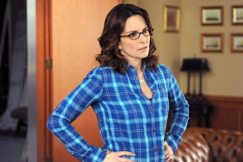 Tina Fey as Liz Lemon