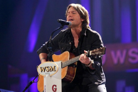 The Grand Ole Opry Welcomes Keith Urban As Its Newest Member