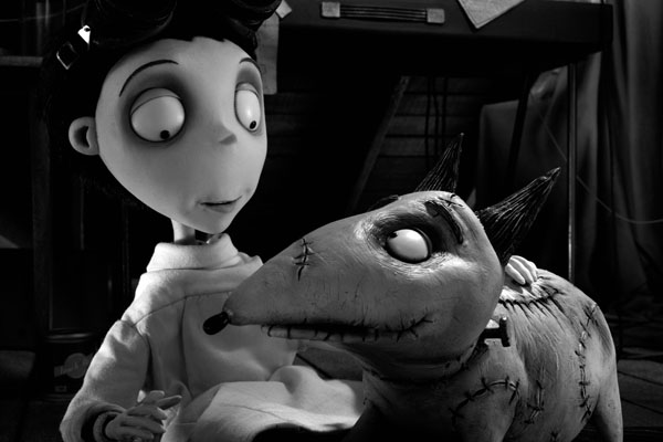 Tim Burton S Frankenweenie Movie Review A Re Animated Delight Time Com