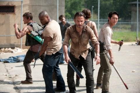 The Walking Season 3.01