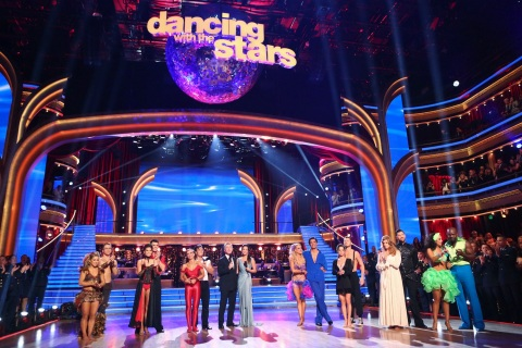 Image: Dancing With the Stars: All-Stars
