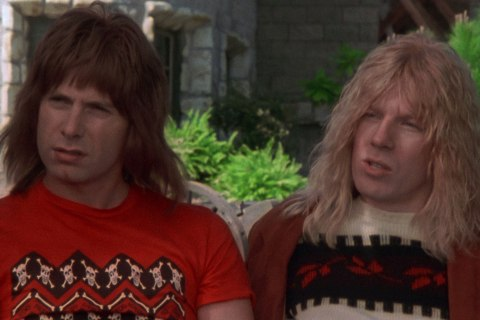 Populist: image: The Is Spinal Tap (1984)