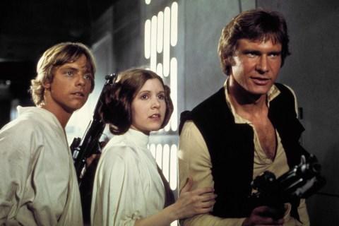 Populist: Luke, Leia and Han
