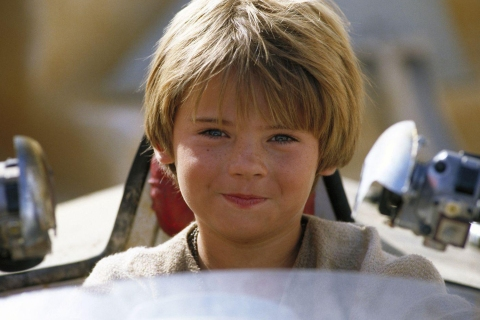 Populist: Young Anakin