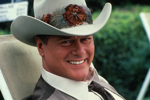 Larry Hagman In 'Dallas'