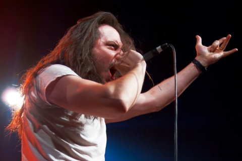 Image: Andrew W.K. Performs At Manchester Academy