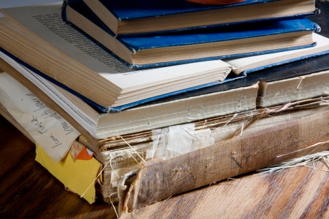 Image: Old Books