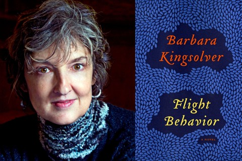 Image: Barbara Kingsolver, 'Flight Behavior'