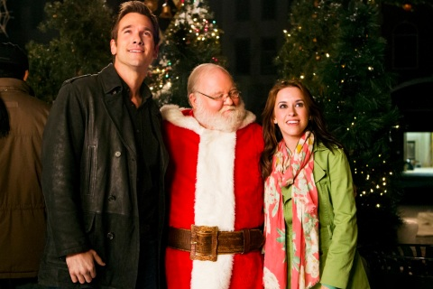 Image: The Hallmark Channel's 'Matchmaker Santa'