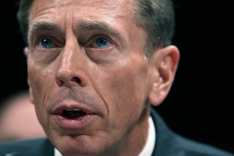 Image: CIA Director Petraeus