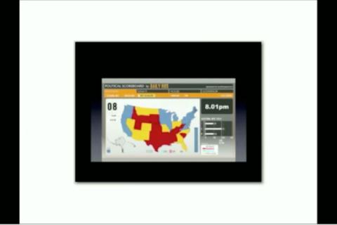 Image: Election News Screengrab