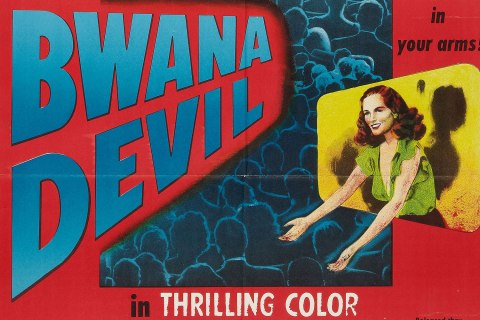 Populist: image: Bwana Devil (1952)