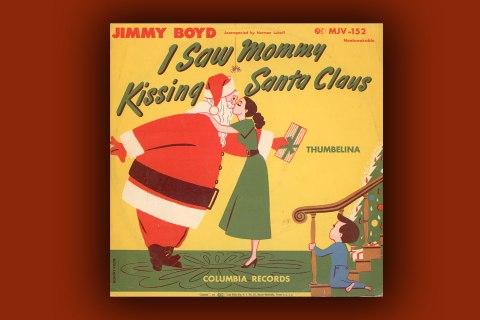 Populist: I Saw Mommy Kissing Santa Claus