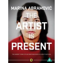 image: Marina Abramovic: The Artist is Present