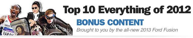 Top 10 Bonus