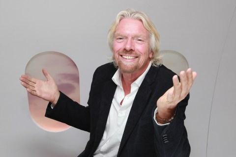 Image: Sir Richard Branson