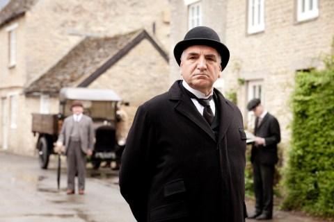 Image: Jim Carter as Mr. Carson