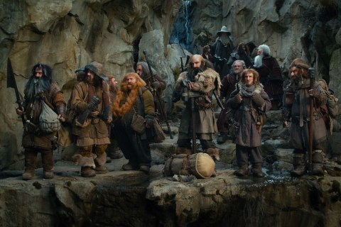 image: The dwarves from The Hobbit