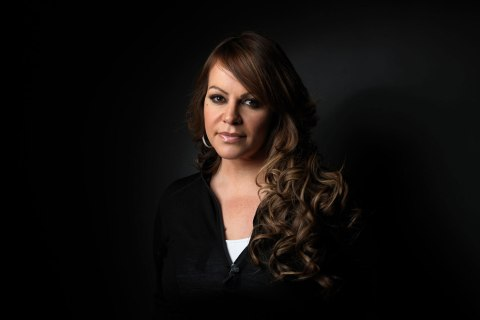 image: Jenni Rivera poses for a portrait during the 2012 Sundance Film Festival in Park City, Utah, Jan. 22, 2012.